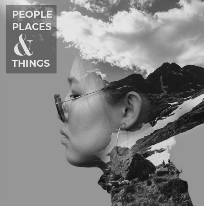 CANCELLED: Arts Council of Placer County presents: People, Places, and Things