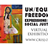 CRISJ Presents: Un/Equal Freedoms Exhibition - Virtual Launch Party