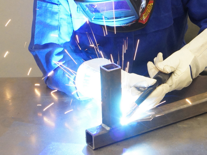ROC-100: Intro to MIG Welding with Project