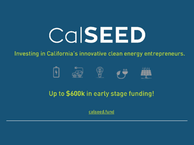 CalSEED Funding Grant Information Session