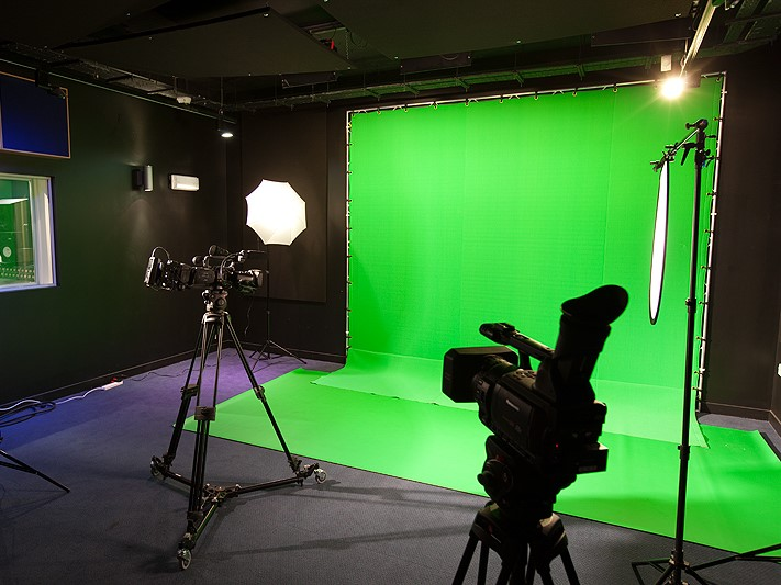 CANCELLED: SAC-101: : Intro to Green Screen Photography