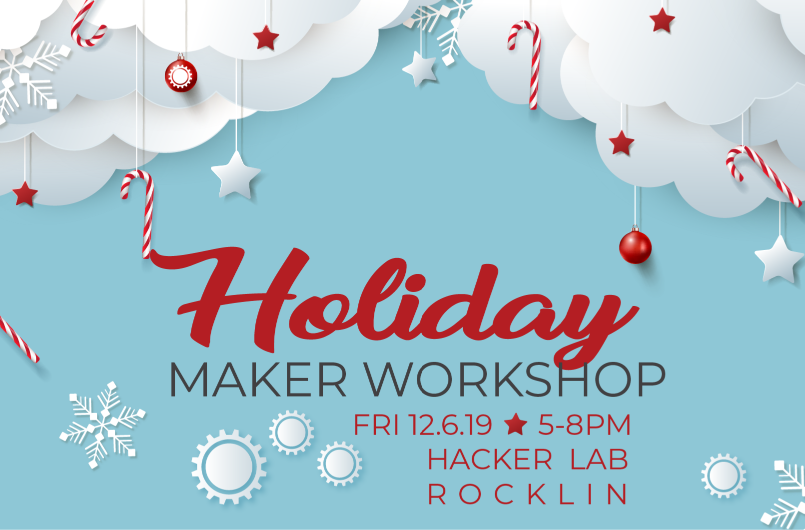 ROC: Special - Holiday Maker Workshop