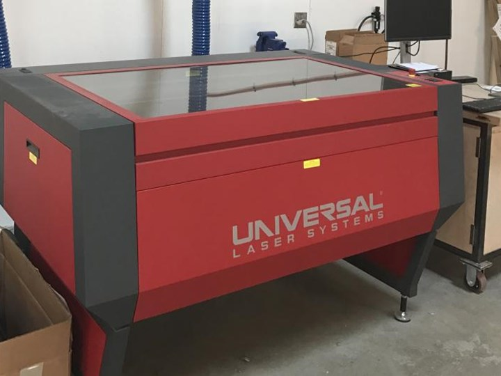 Laser Cutter - Operation and Basic Use - ROCCNC002